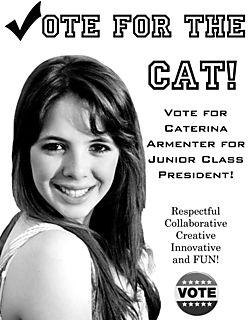 Vote 4 caterinaarmenter
